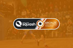England Squash Bronze Events Announced