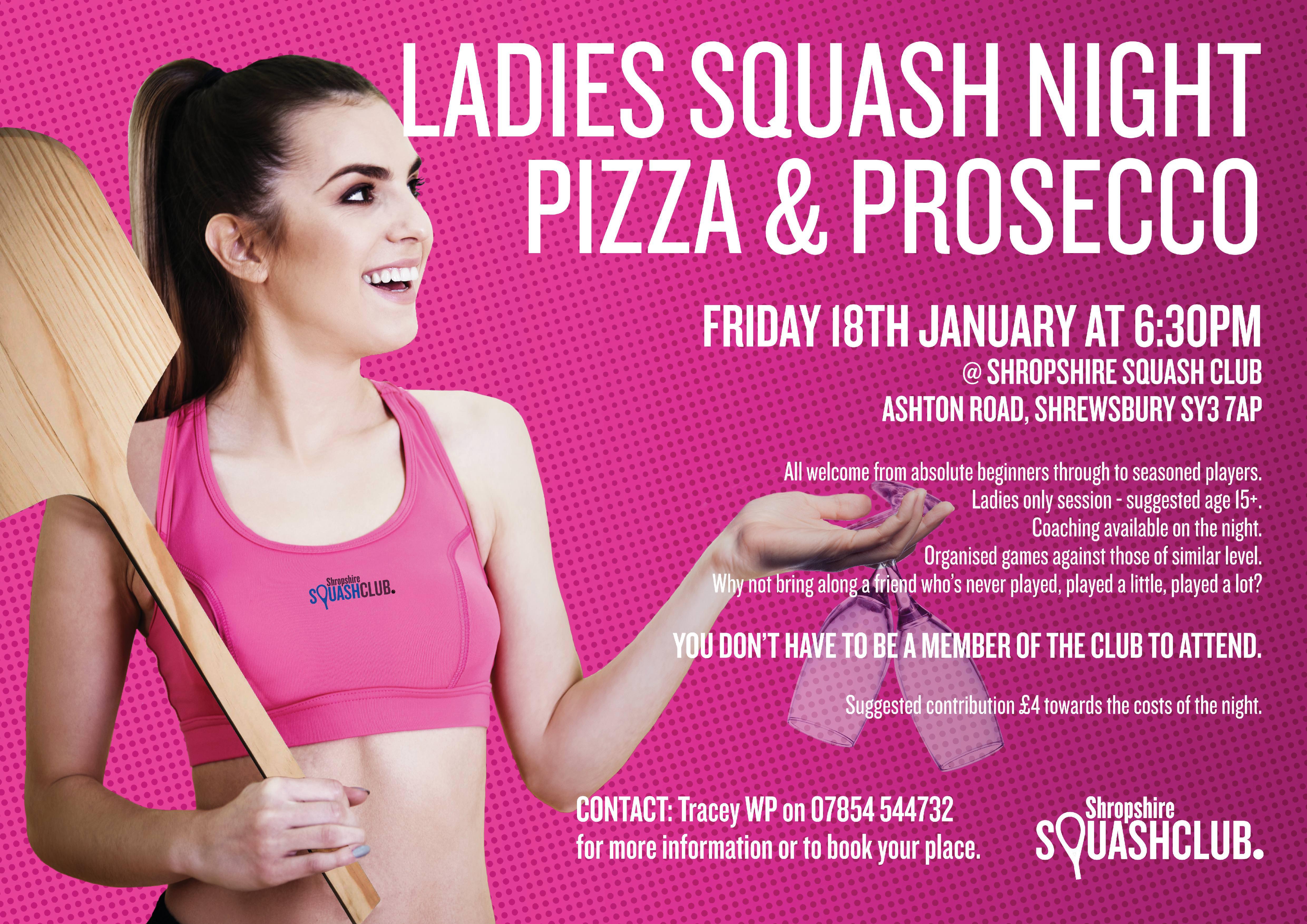 Another Ladies Squash Night