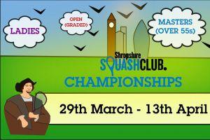 Shropshire Squash Club Championships