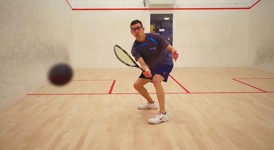 Squash Tips: The Importance of Good Length