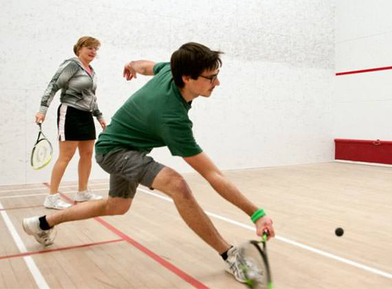 Squash in Shrewsbury